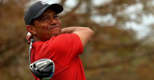 Tiger Woods breaks silence after golf stars honour legend as he recovers from car crash
