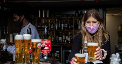 Brit punters will 'need to drink 124 pints each' in order to save UK pubs after lockdown