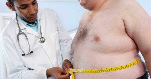 One million hospitalised with obesity in a year as NHS boss shares 'shocking' figures