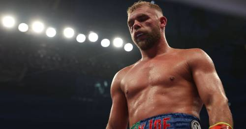 """Dejected"" Billy Joe Saunders struggling with aftermath of Canelo Alvarez defeat"
