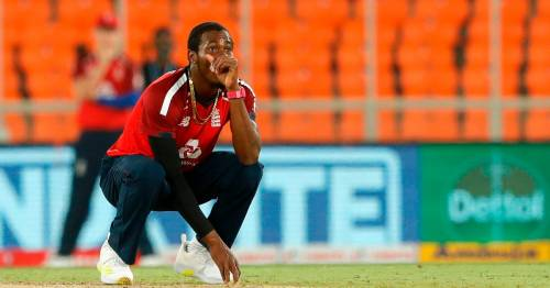 Jofra Archer to miss entire 2021 IPL season to focus on being ready for England Tests