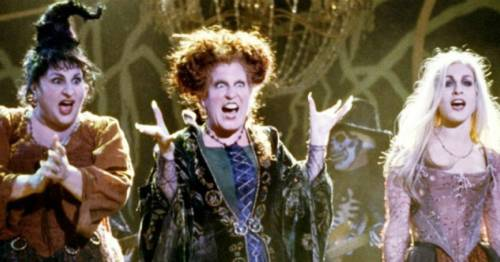 Hocus Pocus 2 finally announced for Disney Plus with original Sanderson Sisters returning