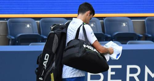 Novak Djokovic responds after US Open disqualification to finally apologise with vow to