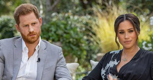 Celebs weigh in on Harry and Meghan as they prepare to share all again in Apple TV doc