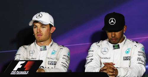 How Lewis Hamilton and Nico Rosberg's close friendship blew up in animosity