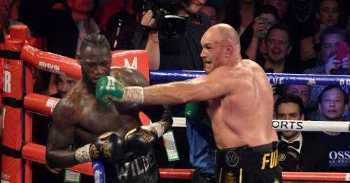 Fury vs Wilder 3 date targeted as Gypsy King sends warning message to rival
