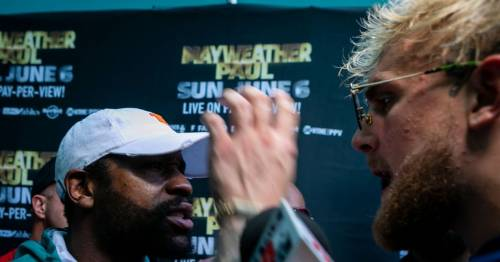 Logan and Jake Paul hire extra security after Floyd Mayweather 'death threat'
