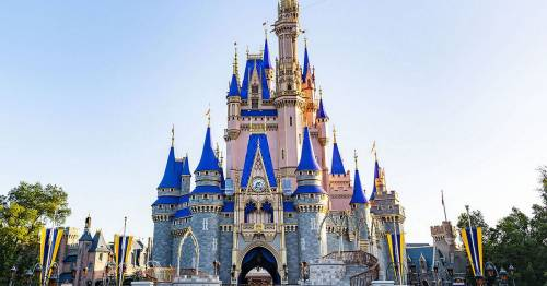 Inside the magical Cinderella Suite hidden in the castle at Walt Disney World