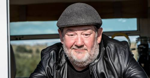 Johnny Vegas' TV presenter ex-wife who many viewers will recognise
