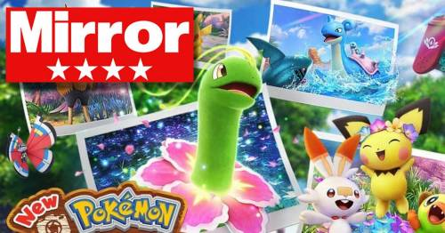 New Pokemon Snap Review: Charming sequel brings new ideas while staying true to its roots - Eugene Sowah