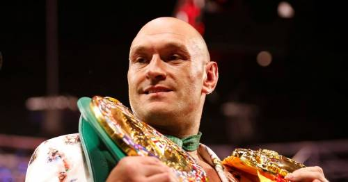 Tyson Fury's options as Anthony Joshua fight plunged into doubt