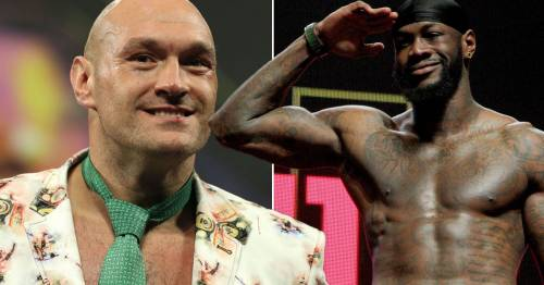 Inside story of Tyson Fury and Deontay Wilder dispute as Anthony Joshua fight in doubt