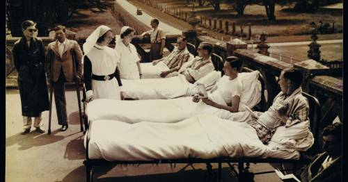 Fight for survival for 6million men only began after bloodiest conflict in history's end