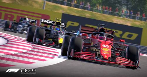 F1 2021 game director Lee Mather: