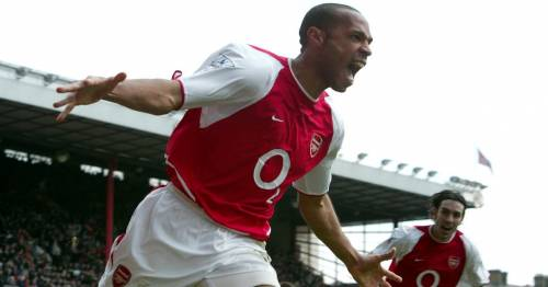 Thierry Henry responds to rumours of a Last Dance-style documentary on Arsenal's Invincibles