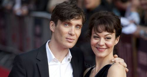 Cilian Murphy admits filming Peaky Blinders without Helen McCrory is 'desperately sad'