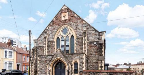 Inside the £475,000 Victorian chapel converted into stunning 3-bedroom home