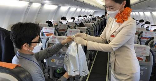 VIP shoppers take two hour flight to nowhere so they can bag duty free bargains – World News