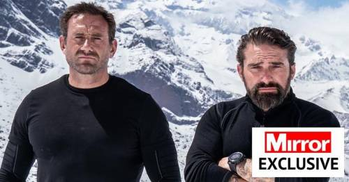 SAS: Who Dares Wins' Jason Fox ready to replace Chief Instructor Ant Middleton after axe