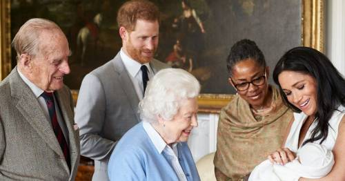 Meghan Markle's 'indispensable' mum Doria's role with Lilibet amid absent royals
