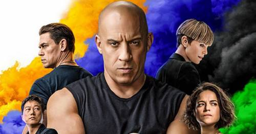 F9 review: Fast & Furious franchise 'wilder and more explosive than ever' - Lewis Knight