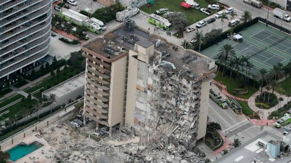 'A gaping hole of rubble:' Thankful survivor recounts rescue