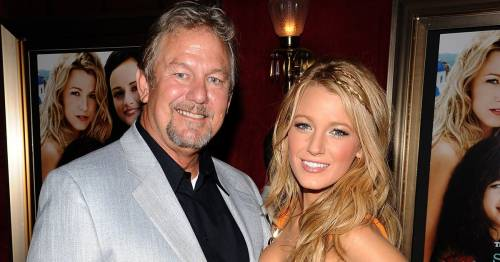 Blake Lively's actor dad Ernie dies with famous daughter and wife by his side