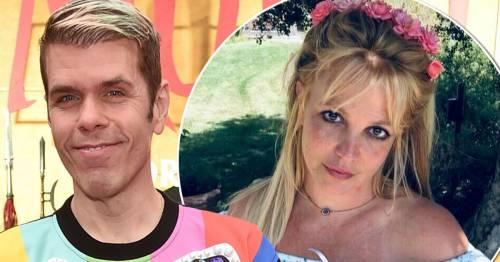 Perez Hilton 'feels deep shame and regret' for past behaviour towards Britney Spears