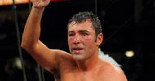 Oscar de la Hoya confirms boxing return date and opponent