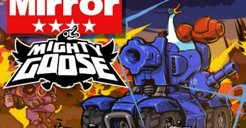 Mighty Goose Review: This retro run 'n' gun adventure isn't a waddle in the park - Eugene Sowah