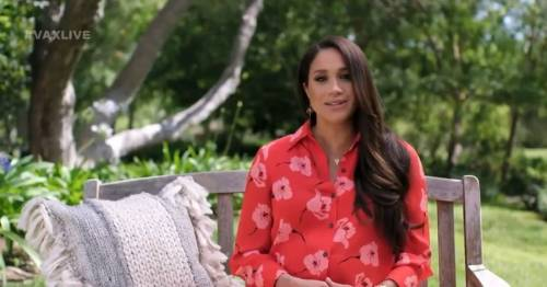 First look inside Meghan Markle's new children's book The Bench released today