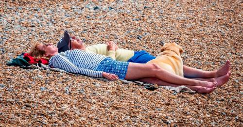 How long UK heatwave will last as country sizzles in 30C Bermuda blast