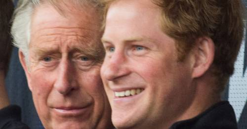 Prince Harry and dad Charles are in 'regular contact' following birth of Lilibet