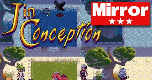 Jin Conception Review: A Great looking adventure that doesn't quite hit the mark - Eugene Sowah