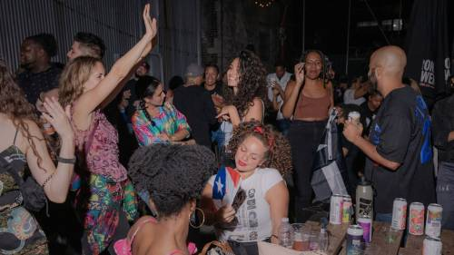 Clubbing Is a Lifeline—and It's Back