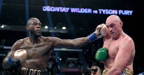 Anthony Joshua explains why he doesn't rate Deontay Wilder as