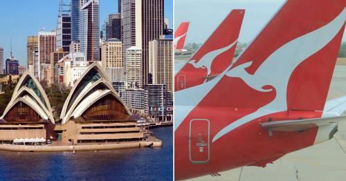 Qantas plans to restart international flights from Australia in October