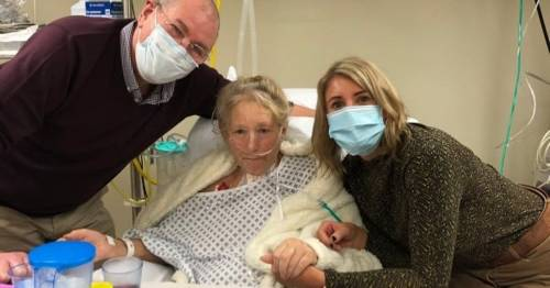 Ryanair refuses £2,000 refund for family while mum spends 43 days on ventilator