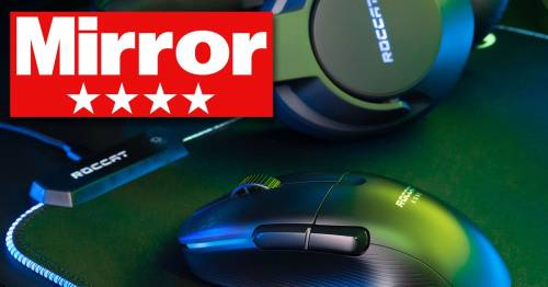Roccat Kone Pro Air wireless mouse review: A lightweight, solid, wireless mice that's great for on the go gaming - Matthew Osborn