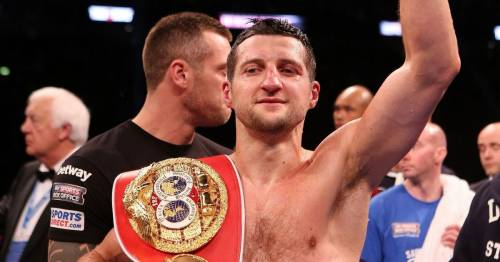 Carl Froch close to agreeing comeback fight against Roy Jones Jr