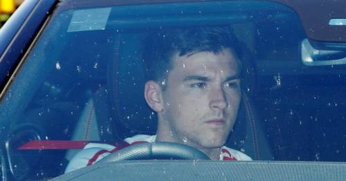 Kieran Tierney provides unconvincing injury update amid fears of long lay-off at Arsenal
