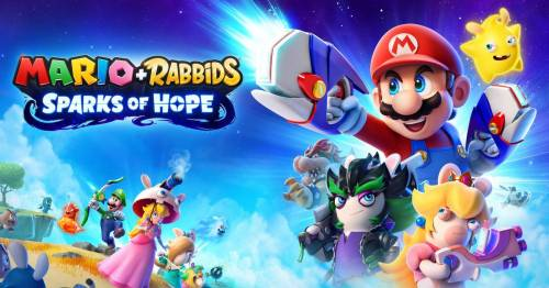 Mario + Rabbids Sparks of Hope New game accidentally leaked by Nintendo ahead of E3 announcement