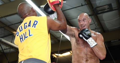 Tyson Fury outlines retirement plans after Deontay Wilder and Anthony Joshua fights