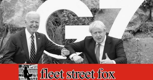 All the things G7 leaders don't want you to know about their summit – Fleet Street Fox