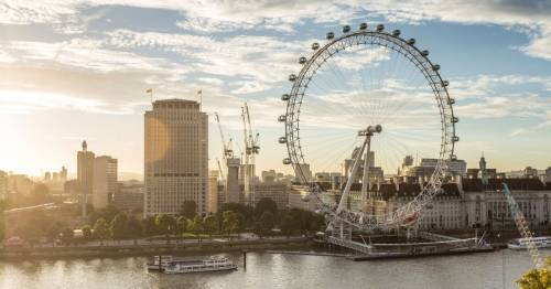 London stays are going from £89pp with attraction tickets including the London Eye