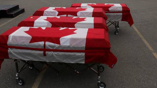 Mourners in London, Ont., hope 'unison in suffering' can lead to healing after attack