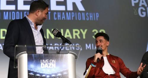 "YouTuber AnEsonGib slams Eddie Hearn over ""outrageous"" Jake Paul claim"