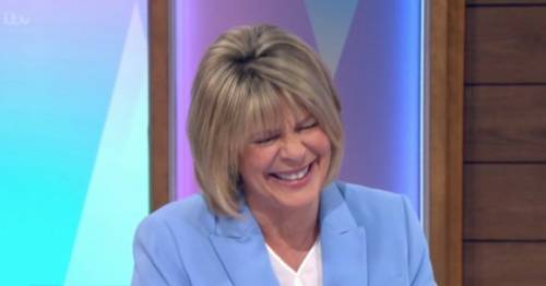 Ruth Langsford makes cheeky comment about sex life with Eamonn Holmes