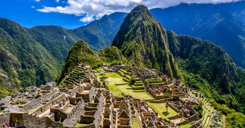 Peru re-opens Machu Picchu to tourists for first time in eight months
