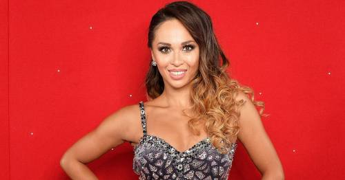 Strictly's Katya Jones tormented by cruel trolls who branded her 'chunky' at size 8